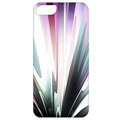Flower Petals Abstract Background Wallpaper Apple iPhone 5 Classic Hardshell Case