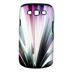 Flower Petals Abstract Background Wallpaper Samsung Galaxy S Iii Classic Hardshell Case (pc+silicone)