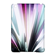 Flower Petals Abstract Background Wallpaper Apple Ipad Mini Hardshell Case (compatible With Smart Cover)