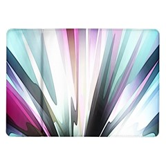 Flower Petals Abstract Background Wallpaper Samsung Galaxy Tab 10.1  P7500 Flip Case