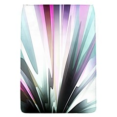 Flower Petals Abstract Background Wallpaper Flap Covers (S)