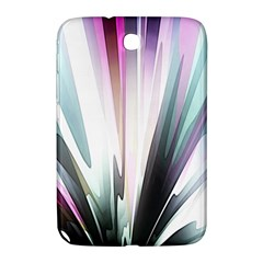Flower Petals Abstract Background Wallpaper Samsung Galaxy Note 8 0 N5100 Hardshell Case