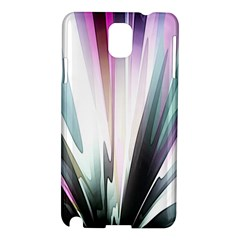 Flower Petals Abstract Background Wallpaper Samsung Galaxy Note 3 N9005 Hardshell Case