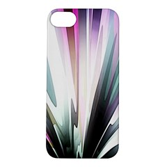 Flower Petals Abstract Background Wallpaper Apple iPhone 5S/ SE Hardshell Case