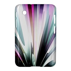 Flower Petals Abstract Background Wallpaper Samsung Galaxy Tab 2 (7 ) P3100 Hardshell Case