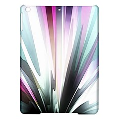 Flower Petals Abstract Background Wallpaper iPad Air Hardshell Cases
