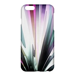 Flower Petals Abstract Background Wallpaper Apple iPhone 6 Plus/6S Plus Hardshell Case