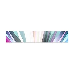Flower Petals Abstract Background Wallpaper Flano Scarf (mini)
