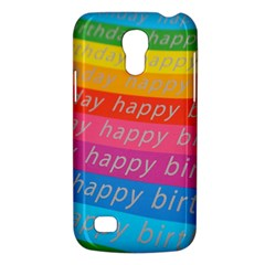 Colorful Happy Birthday Wallpaper Galaxy S4 Mini