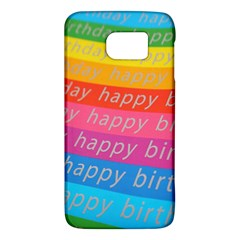 Colorful Happy Birthday Wallpaper Galaxy S6
