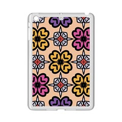 Abstract Seamless Background Pattern iPad Mini 2 Enamel Coated Cases