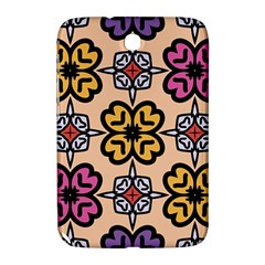 Abstract Seamless Background Pattern Samsung Galaxy Note 8.0 N5100 Hardshell Case
