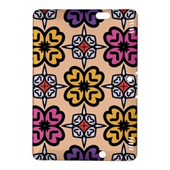 Abstract Seamless Background Pattern Kindle Fire HDX 8.9  Hardshell Case
