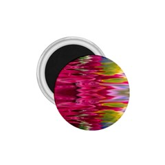 Abstract Pink Colorful Water Background 1 75  Magnets