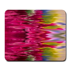 Abstract Pink Colorful Water Background Large Mousepads