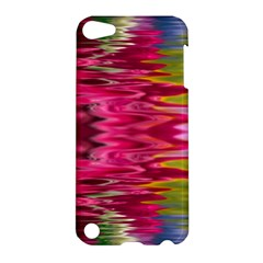 Abstract Pink Colorful Water Background Apple iPod Touch 5 Hardshell Case