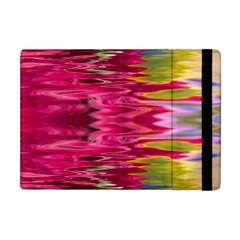 Abstract Pink Colorful Water Background Apple Ipad Mini Flip Case
