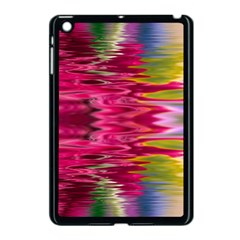 Abstract Pink Colorful Water Background Apple Ipad Mini Case (black)