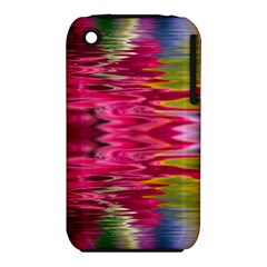 Abstract Pink Colorful Water Background iPhone 3S/3GS