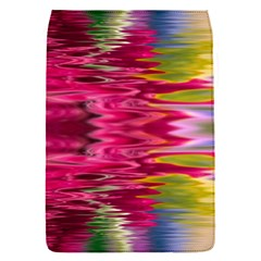 Abstract Pink Colorful Water Background Flap Covers (S)