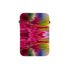 Abstract Pink Colorful Water Background Apple iPad Mini Protective Soft Cases