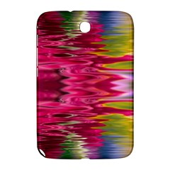 Abstract Pink Colorful Water Background Samsung Galaxy Note 8.0 N5100 Hardshell Case