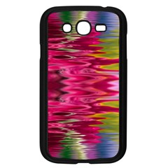 Abstract Pink Colorful Water Background Samsung Galaxy Grand DUOS I9082 Case (Black)