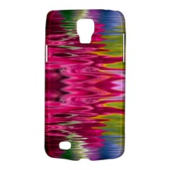 Abstract Pink Colorful Water Background Galaxy S4 Active