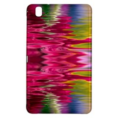 Abstract Pink Colorful Water Background Samsung Galaxy Tab Pro 8.4 Hardshell Case