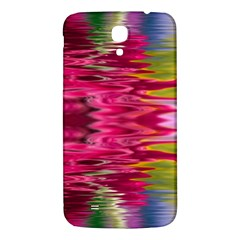 Abstract Pink Colorful Water Background Samsung Galaxy Mega I9200 Hardshell Back Case