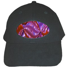 Passion Candy Sensual Abstract Black Cap