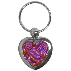 Passion Candy Sensual Abstract Key Chains (Heart)