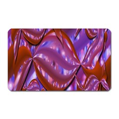 Passion Candy Sensual Abstract Magnet (Rectangular)