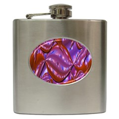 Passion Candy Sensual Abstract Hip Flask (6 Oz)