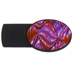 Passion Candy Sensual Abstract USB Flash Drive Oval (2 GB)