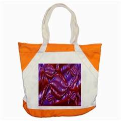 Passion Candy Sensual Abstract Accent Tote Bag