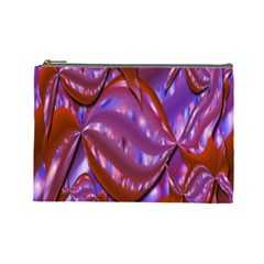Passion Candy Sensual Abstract Cosmetic Bag (large)
