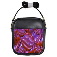 Passion Candy Sensual Abstract Girls Sling Bags