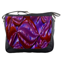 Passion Candy Sensual Abstract Messenger Bags