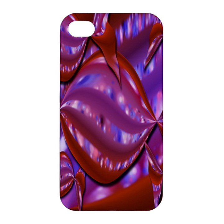 Passion Candy Sensual Abstract Apple iPhone 4/4S Premium Hardshell Case