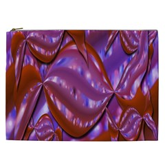 Passion Candy Sensual Abstract Cosmetic Bag (XXL)