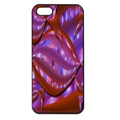 Passion Candy Sensual Abstract Apple iPhone 5 Seamless Case (Black)
