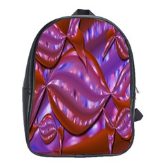 Passion Candy Sensual Abstract School Bags (XL)