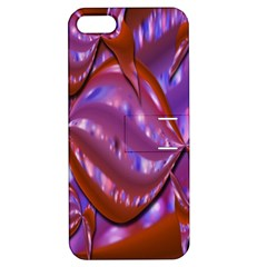Passion Candy Sensual Abstract Apple iPhone 5 Hardshell Case with Stand