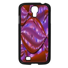 Passion Candy Sensual Abstract Samsung Galaxy S4 I9500/ I9505 Case (Black)