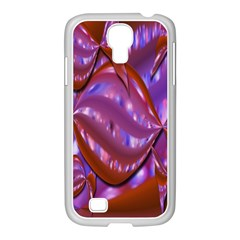 Passion Candy Sensual Abstract Samsung GALAXY S4 I9500/ I9505 Case (White)