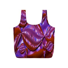Passion Candy Sensual Abstract Full Print Recycle Bags (S)