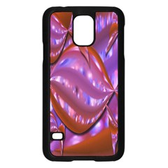 Passion Candy Sensual Abstract Samsung Galaxy S5 Case (Black)
