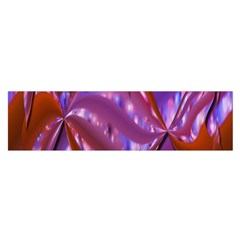 Passion Candy Sensual Abstract Satin Scarf (oblong)