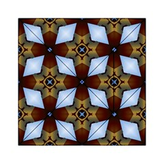 Abstract Seamless Background Pattern Acrylic Tangram Puzzle (6  x 6 )